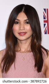 LOS ANGELES - FEB 26- Gemma Chan arrives at the Film is GREAT Reception on February 26, 2016 in West Hollywood, CA