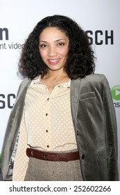 """LOS ANGELES - FEB 3:  Jasika Nicole at the """"Bosch"""" Amazon Red Carpet Premiere Screening at a ArcLight Hollywood Theaters on February 3, 2015 in Los Angeles, CA"""