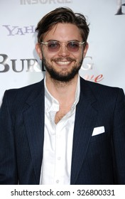 LOS ANGELES - FEB 5 - Nick Thune arrives at the Burning Love Season 2 Los Angeles Premiere on February 5, 2013 in Los Angeles, CA