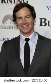 LOS ANGELES - FEB 5: Rob Huebel at the Paramount's Insurge season 2 premiere of 'Burning Love' held at Paramount Studios on February 5, 2013 in Los Angeles, California