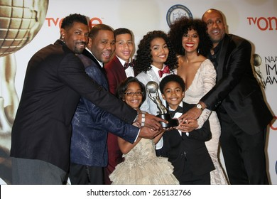 Will Smith And Family 2015