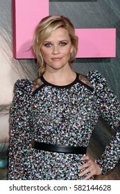 """LOS ANGELES - FEB 7:  Reese Witherspoon at the """"Big Little Lies"""" HBO Series Premiere at TCL Chinese Theater on February 7, 2017 in Los Angeles, CA"""