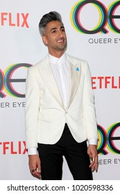 """LOS ANGELES - FEB 7:  Tan France at the """"Queer Eye"""" Season One Premiere Screening at the Pacific Design Center on February 7, 2018 in West Hollywood, CA"""