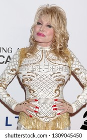 LOS ANGELES - FEB 8:  Dolly Parton at the MusiCares Person of the Year Gala at the LA Convention Center on February 8, 2019 in Los Angeles, CA