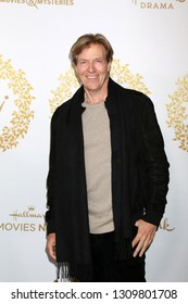 LOS ANGELES - FEB 9:  Jack Wagner at the Hallmark Winter 2019 TCA Event at the Tournament House on February 9, 2019 in Pasadena, CA
