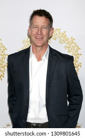 LOS ANGELES - FEB 9:  James Denton at the Hallmark Winter 2019 TCA Event at the Tournament House on February 9, 2019 in Pasadena, CA