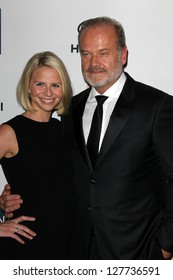 LOS ANGELES - FEB 9:  Kayte Walsh, Kelsey Grammer arrives at the Clive Davis 2013 Pre-GRAMMY Gala at the Beverly Hilton Hotel on February 9, 2013 in Beverly Hills, CA