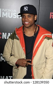 LOS ANGELES - FEB 9:  Tristan Wilds arrives at the ROC NATION Annual Pre-Grammy Brunch at the Soho House on February 9, 2013 in West Hollywood, CA