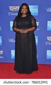 LOS ANGELES - JAN 02:  Octavia Spencer arrives for the 2018 Palm Springs International Film Festival Awards Gala on January 2, 2018 in Palm Springs, CA