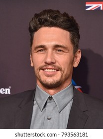 LOS ANGELES - JAN 06:  James Franco arrives for the BAFTA Tea Los Angeles on January 06, 2018 in Beverly Hills, CA