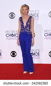 LOS ANGELES - JAN 07:  Portia De Rossi arrives to the People's Choice Awards 2014  on January 7, 2015 in Los Angeles, CA