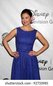 LOS ANGELES - JAN 10:  Ashley Judd arrives at the ABC TCA Party Winter 2012 at Langham Huntington Hotel on January 10, 2012 in Pasadena, CA