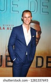 "LOS ANGELES - JAN 10:  Rhys Wakefield at the ""True Detective"" Season 3 Premiere Screening at the Directors Guild of America on January 10, 2019 in Los Angeles, CA"
