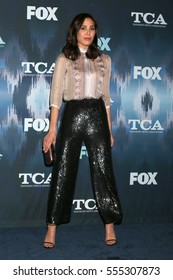 LOS ANGELES - JAN 11:  Michaela Conlin at the FOX TV TCA Winter 2017 All-Star Party at Langham Hotel on January 11, 2017 in Pasadena, CA