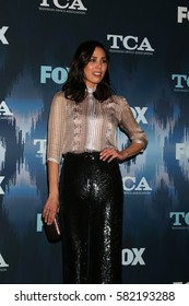 LOS ANGELES - JAN 11:  Michaela Conlin at the FOXTV TCA Winter 2017 All-Star Party at Langham Hotel on January 11, 2017 in Pasadena, CA