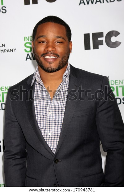 LOS ANGELES - JAN 11:  Ryan Coogler at the 2014 Film Independent Spirit Awards Nominee Brunch at Boa on January 11, 2014 in West Hollywood, CA