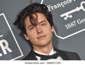LOS ANGELES - JAN 13:  Cole Sprouse {Object} arrives for '24th Annual Critics' Choice Awards on January 13, 2019 0 in Santa Monica, CA