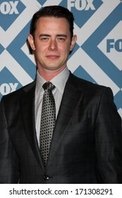 LOS ANGELES - JAN 13:  Colin Hanks at the FOX TCA Winter 2014 Party at Langham Huntington Hotel on January 13, 2014 in Pasadena, CA
