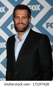 LOS ANGELES - JAN 13:  Geoff Stults at the FOX TCA Winter 2014 Party at Langham Huntington Hotel on January 13, 2014 in Pasadena, CA