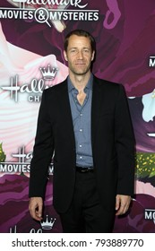 LOS ANGELES - JAN 13:  James Denton at the Hallmark Channel and Hallmark Movies and Mysteries Winter 2018 TCA Event at the Tournament House on January 13, 2018 in Pasadena, CA