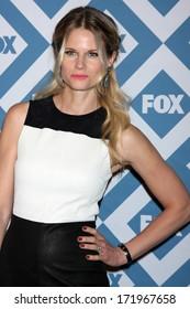 LOS ANGELES - Jan 13:  Joelle Carter at the  FOX TCA Winter 2014 Party at The Langham Huntington Hotel onJanuary 13, 2014 in Pasadena, CA