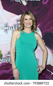 LOS ANGELES - JAN 13:  Kristy Swanson at the Hallmark Channel and Hallmark Movies and Mysteries Winter 2018 TCA Event at the Tournament House on January 13, 2018 in Pasadena, CA