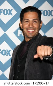 LOS ANGELES - JAN 13:  Nicholas Gonzalez at the FOX TCA Winter 2014 Party at Langham Huntington Hotel on January 13, 2014 in Pasadena, CA