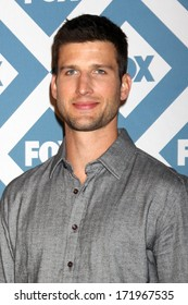 LOS ANGELES - Jan 13:  Parker Young at the  FOX TCA Winter 2014 Party at The Langham Huntington Hotel onJanuary 13, 2014 in Pasadena, CA