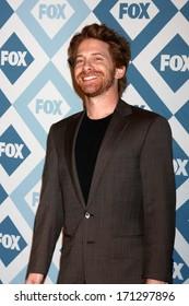 LOS ANGELES - JAN 13:  Seth Green at the FOX TCA Winter 2014 Party at Langham Huntington Hotel on January 13, 2014 in Pasadena, CA