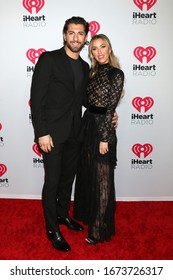 LOS ANGELES - JAN 17:  Jason Tartick, Kaitlyn Bristowe at the 2020 iHeartRadio Podcast Awards at the iHeart Theater on January 17, 2020 in Burbank, CA