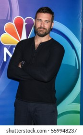 LOS ANGELES - JAN 18:  Clive Standen at the NBC/Universal TCA Winter 2017 at Langham Hotel on January 18, 2017 in Pasadena, CA