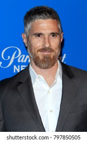 LOS ANGELES - JAN 18:  David Annable at the Paramount Network Launch Party at the Sunset Tower on January 18, 2018 in West Hollywood, CA