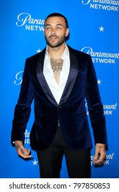 LOS ANGELES - JAN 18:  Don Benjamin at the Paramount Network Launch Party at the Sunset Tower on January 18, 2018 in West Hollywood, CA