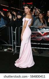 """LOS ANGELES - JAN 19:  Deepika Padukone at the """"xXx: Return Of Xander Cage"""" Premiere at TCL Chinese Theater IMAX on January 19, 2017 in Los Angeles, CA"""