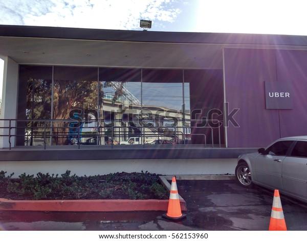 Los Angeles Jan 21st 2017 Rays Stock Photo (Edit Now) 562153960