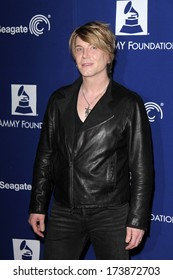 """LOS ANGELES - JAN 23:  John Rzeznik at the """"A Song Is Born"""" 16th Annual Grammy Foundation Legacy Concert at Wilshire Ebell Theater on January 23, 2014 in Los Angeles, CA"""