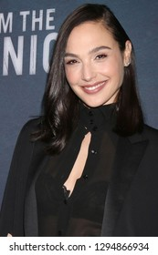 """LOS ANGELES - JAN 24:  Gal Gadot at the """"I Am The Night"""" Premiere Screening at the Harmony Gold Theater on January 24, 2019 in Los Angeles, CA"""