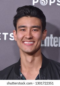 LOS ANGELES - JAN 26:  Alex Landi arrives to Entertainment Weekly honors Nominees for the Screen Actors Guild Awards  on January 26, 2019 in Hollywood, CA