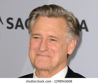 LOS ANGELES - JAN 27:  BIll Pullman at the 25th Annual Screen Actors Guild Awards at the Shrine Auditorium on January 27, 2019 in Los Angeles, CA
