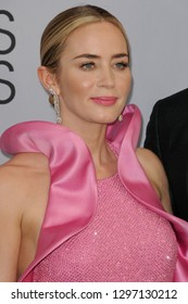 LOS ANGELES - JAN 27:  Emily Blunt at the 25th Annual Screen Actors Guild Awards at the Shrine Auditorium on January 27, 2019 in Los Angeles, CA