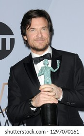 LOS ANGELES - JAN 27:  Jason Bateman at the 25th Annual Screen Actors Guild Awards at the Shrine Auditorium on January 27, 2019 in Los Angeles, CA