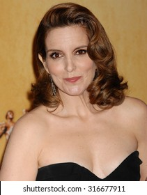 LOS ANGELES - JAN 27 - Tina Fey arrives at the 19th Annual Screen Actors Guild Awards Press Room  on January 27, 2013 in Los Angeles, CA