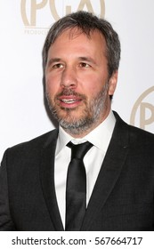 LOS ANGELES - JAN 28:  Denis Villeneuve at the 2017 Producers Guild Awards  at Beverly Hilton Hotel on January 28, 2017 in Beverly Hills, CA