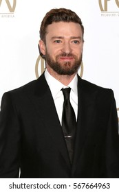 LOS ANGELES - JAN 28:  Justin Timberlake at the 2017 Producers Guild Awards  at Beverly Hilton Hotel on January 28, 2017 in Beverly Hills, CA