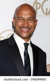 LOS ANGELES - JAN 28:  Keegan-Michael Key at the 2017 Producers Guild Awards  at Beverly Hilton Hotel on January 28, 2017 in Beverly Hills, CA
