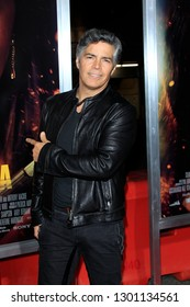 """LOS ANGELES - JAN 30:  Esai Morales at the """"Miss Bala"""" Premiere at the Regal LA Live on January 30, 2019 in Los Angeles, CA"""