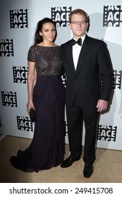 LOS ANGELES - JAN 30:  Luciana Barros, Matt Damon at the 65th Annual ACE Eddie Awards at a Beverly Hilton Hotel on January 30, 2015 in Beverly Hills, CA