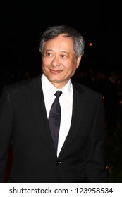 LOS ANGELES - JAN 5:  Ang Lee arrives at the 2013 Palm Springs International Film Festival Gala  at Palm Springs Convention Center on January 5, 2013 in Palm Springs, CA