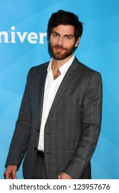 LOS ANGELES - JAN 6:  David Giuntoli attends the NBCUniversal 2013 TCA Winter Press Tour at Langham Huntington Hotel on January 6, 2013 in Pasadena, CA