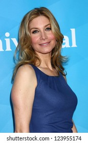 LOS ANGELES - JAN 6:  Elizabeth Mitchell attends the NBCUniversal 2013 TCA Winter Press Tour at Langham Huntington Hotel on January 6, 2013 in Pasadena, CA